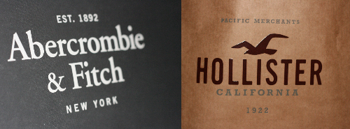 Abercrombie an Fitch VS Hollister