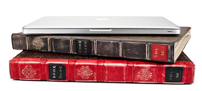 Hardback Leather Case for Macbook Pro