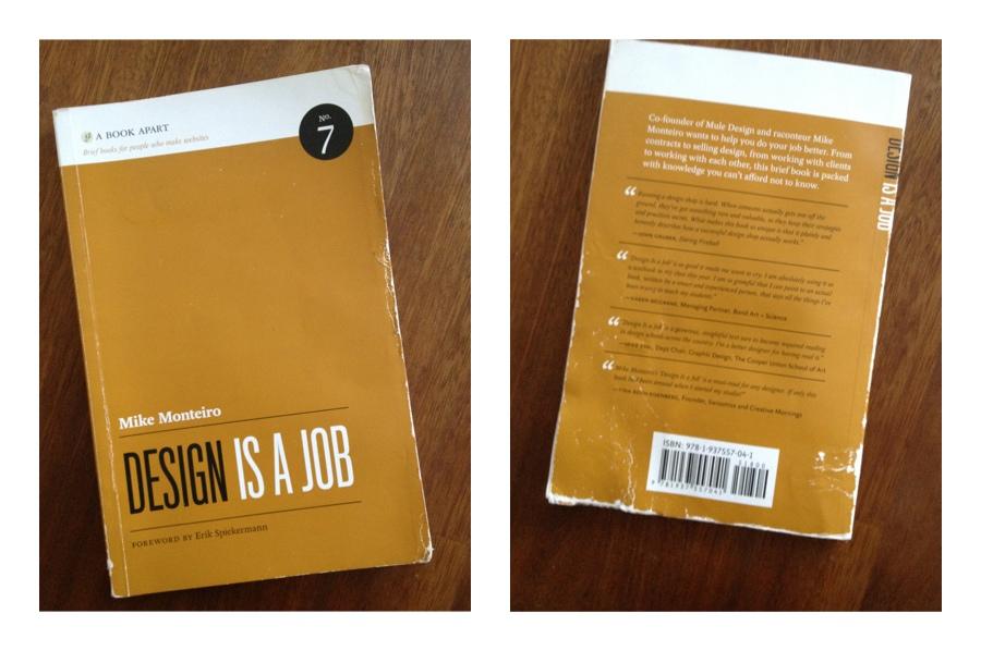 Design Is a Job Sarah Parmenter - User Interface Designer.Sarah ...