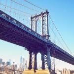 Manhattan Bridge looking beautiful in the freezing sun Sorry Manhattanhellip